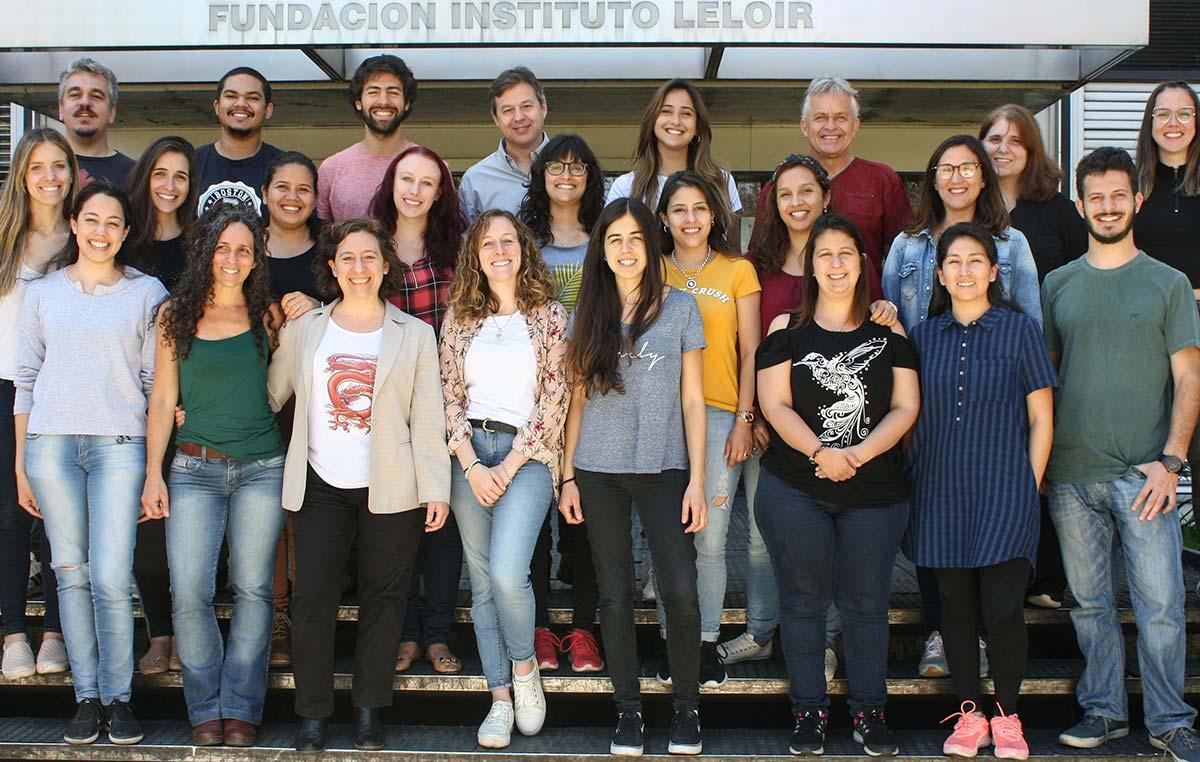 Profesores del curso de posgrado y estudiantes graduados de Biología, Biotecnología y carreras afines provenientes de Argentina, Brasil, Uruguay, Paraguay y Colombia.