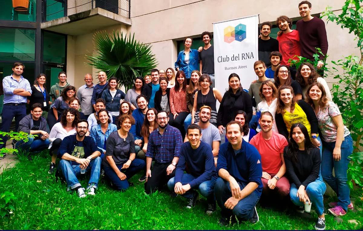 En la reunión de Primavera 2019 del club de RNA participaron investigadores de distintos centros del país y de Uruguay. También asistieron científicos argentinos que trabajan en el exterior.