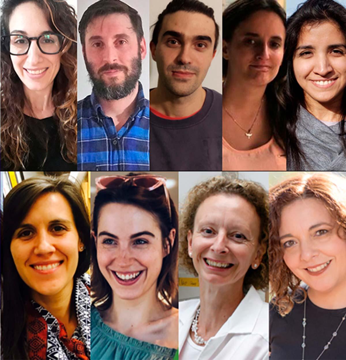 Autores del estudio: Belén Federico, Sebastián Siri, Nicolás Calzetta, Natalia Paviolo, María Belén de la Vega, Julieta Martino, Carolina Campana, Lisa Wiesmüller y Vanesa Gottifredi.