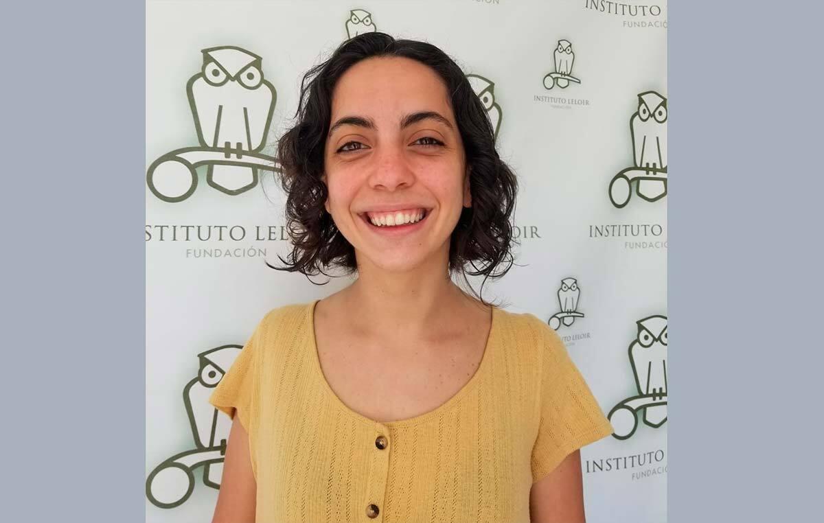 Daiana Capdevila, jefa del Laboratorio Fisicoquímica de Enfermedades Infecciosas en la Fundación Instituto Leloir.