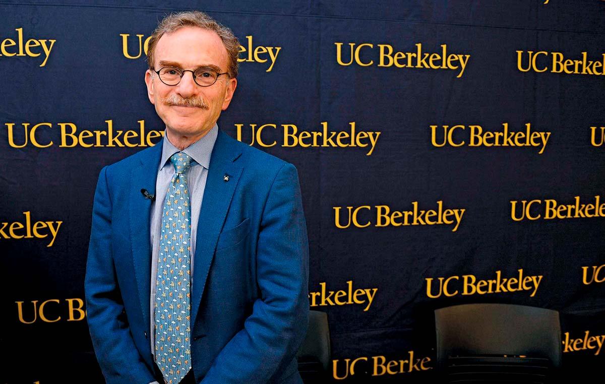 Randy Shekman, Premio Nobel de Medicina 2013 e investigador del Instituto Médico Howard Hughes y de la Universidad de California, en Berkeley, Estados Unidos.