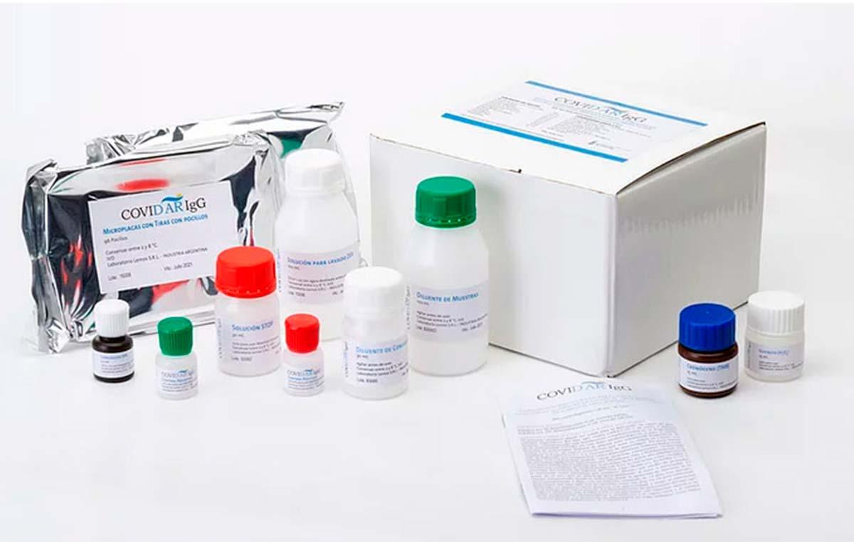 Los test COVIDAR detectan en una gota de sangre la presencia y la cantidad de anticuerpos contra el nuevo coronavirus.