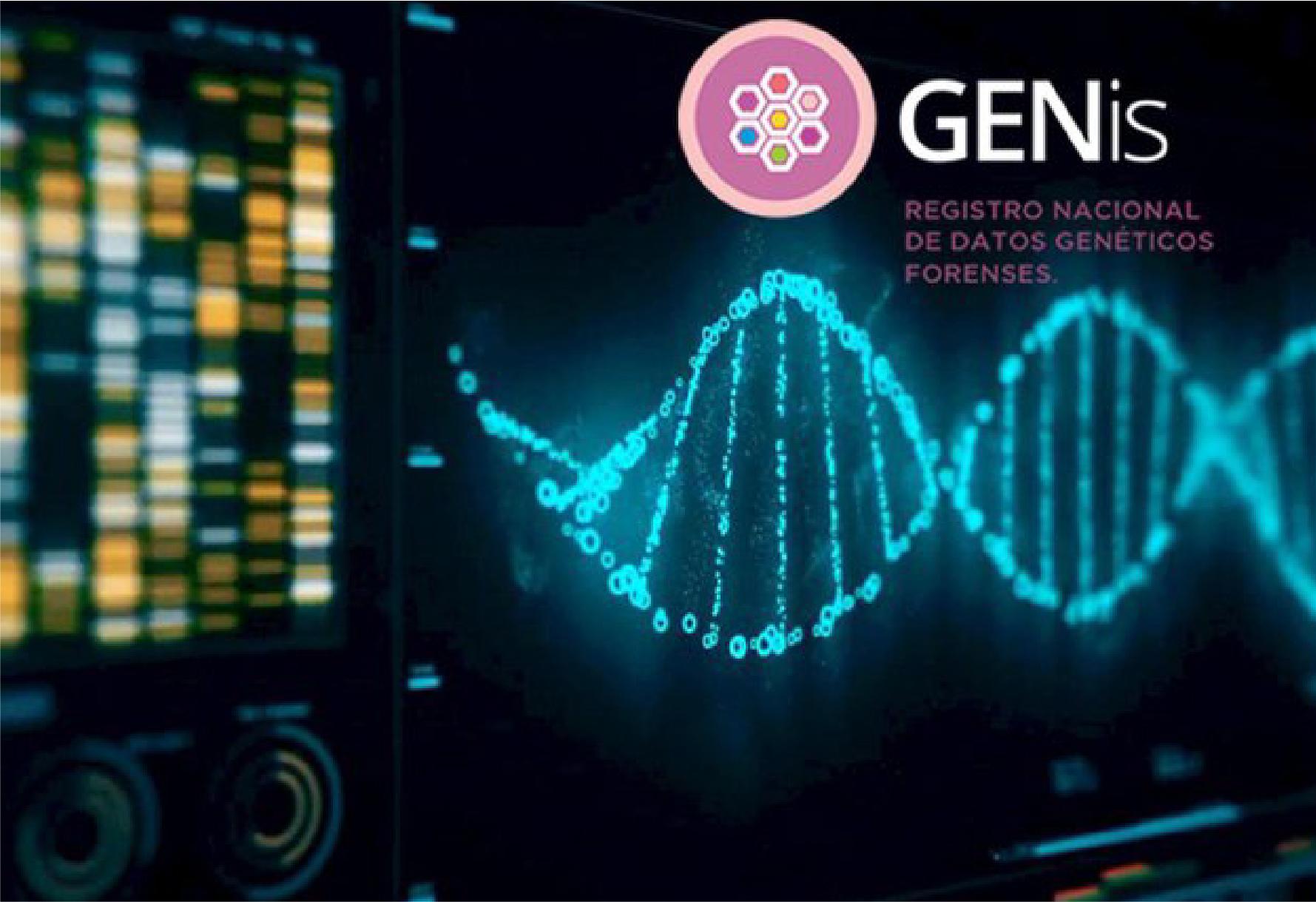 GENis, el software para registro y análisis de perfiles genéticos con fines forenses fue desarrollado íntegramente en Argentina.