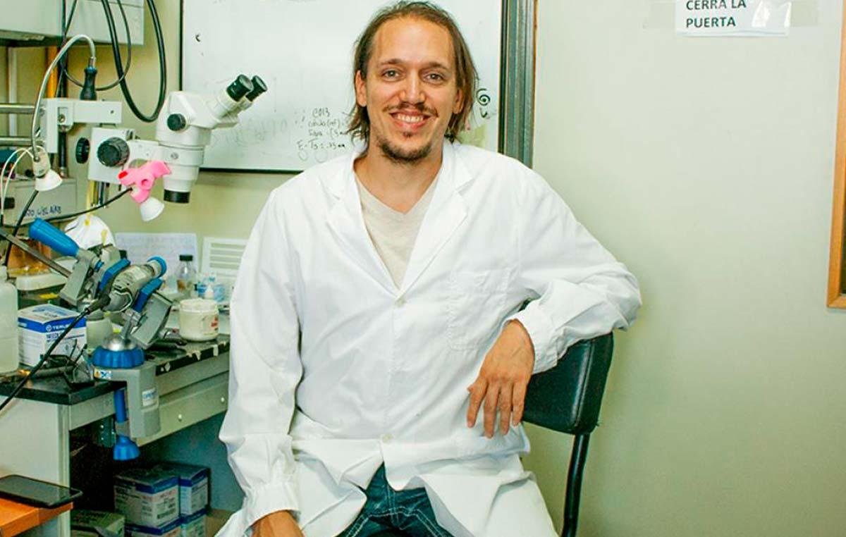 Emilio Kropff, jefe del Laboratorio de Fisiología y Algoritmos del Cerebro de la Fundación Instituto Leloir.
